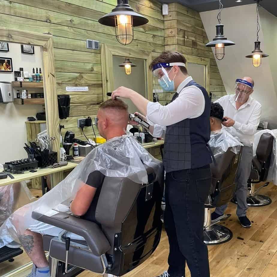 Barber in Solihull